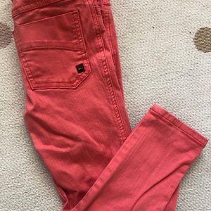 Tea Collection salmon jeans